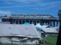 Banda Aceh Refugee Camp after the tsunami, Dec 2005. Photo credit: S. Abidin